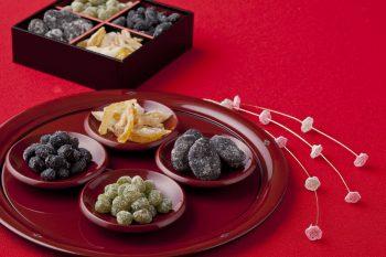 華やかな新春菓子